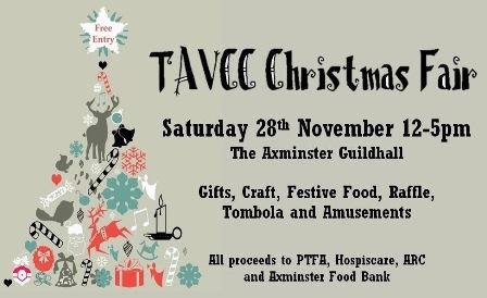 Christmas Fair Poster - 28 November