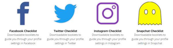 SocialMediaChecklist